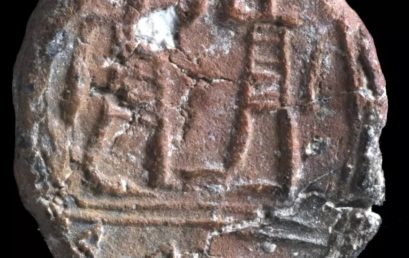 2700 éves pecsétlenyomatot találtak izraeli régészek