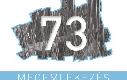 Január 18-án a gettó felszabadítására emlékezünk