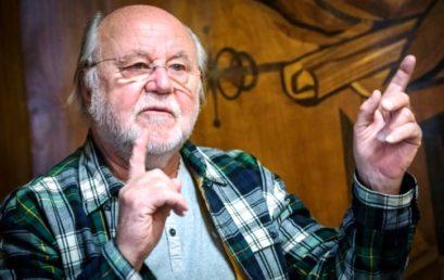 Vasárnap a Goldmarkban vendégeskedik Haumann Péter