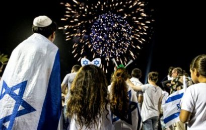 Év végi jelentés: szinte az egész izraeli lakosság boldog