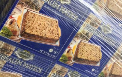 Már vásárolhatóak a pészachi termékek a Kosher Deliben