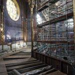 Jól halad a Rumbach-zsinagóga felújítása