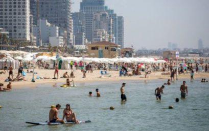 Drága árat fizethet Izrael azért, hogy a századfordulóra két hónappal hosszabb lesz az ország nyári időszaka