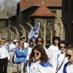 Megtartották Auschwitzban az idei Élet Menetét