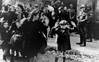 Hetvenöt éve tört ki a varsói gettófelkelés