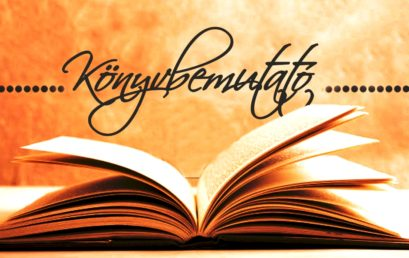 Vasárnap könyvbemutató lesz a Goldmarkban!