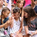 Ismét a zsidó kultúra ünnepét tartották a Kazinczy utcában