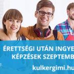 Ne pánikolj, inkább tanulj a Külker Gimiben ingyen!