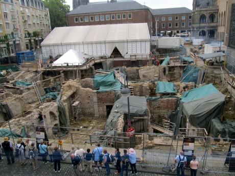 Zsidó múzeum nyílik Kölnben, az egykori zsidónegyed maradványaira épülve