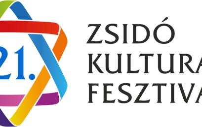Vasárnap kezdetét veszi az idei Zsidó Kulturális Fesztivál