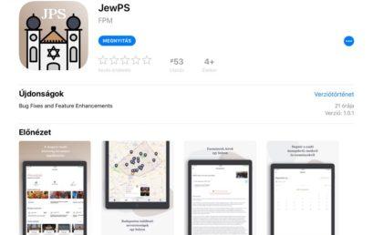 Megjelent a Dohány zsinagóga alkalmazása iPhone-ra és iPadra is!