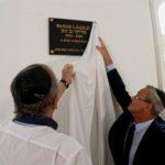 Mától márványtábla őrzi Bandi László emlékét a Síp utcában
