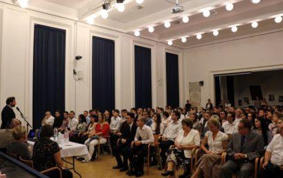 Megkezdődött a tanév a BZSH Külkereskedelmi Szakgimnáziumában