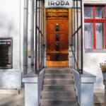 Felújították a Kozma utcai temető irodáit és várótermeit