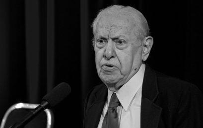 Elhunyt Randolph L. Braham