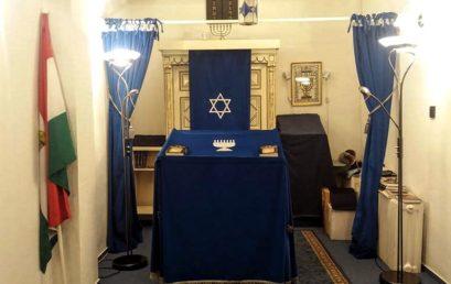 Új zsinagógát avatnak Pesterzsébeten