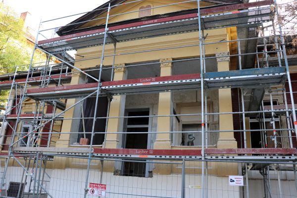 Ajánlattételi felhívás a zuglói zsinagóga átalakítási munkálatai kapcsán