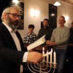 Hanuka negyedik napján ünnepelt a Hunyadi téri közösség