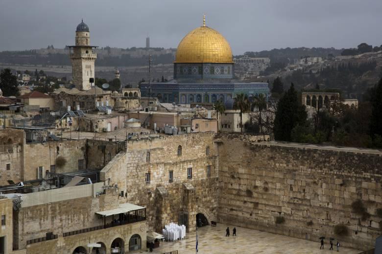 A bíróság  bezáratta a Templom-hegy vitatott Aranykapu-mecsetét