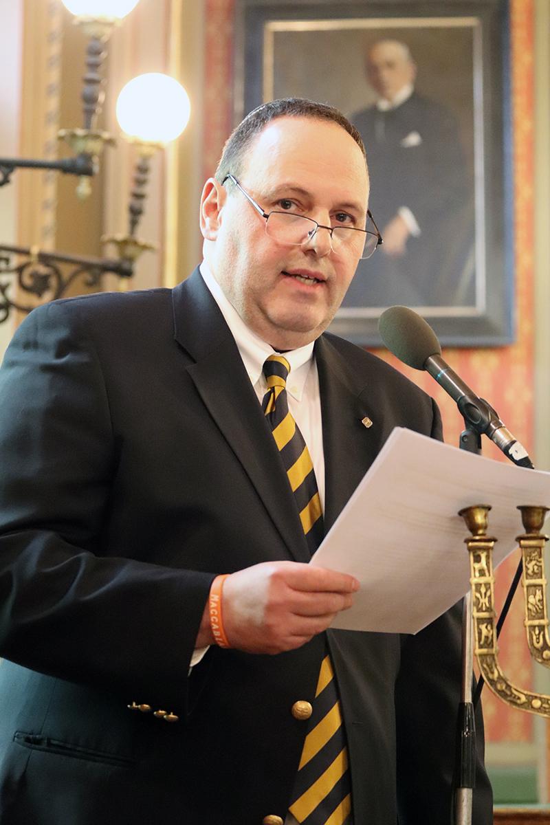 Mester Tamás lett a Budapesti Zsidó Hitközség új elnöke