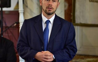 Róna Tamás főrabbi kapta idén a Scheiber Sándor-díjat
