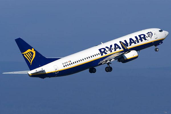 Budapest-Tel-Aviv járatot indít a Ryanair