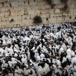 Több mint százezren vettek részt ismét a kohaniták áldásán Jeruzsálemben