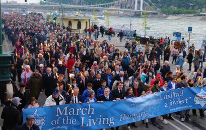 Ezrek vettek részt ismét az Élet Menetén