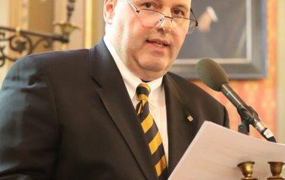 Elnöki gratuláció a megválasztott Mazsihisz tisztségviselőknek