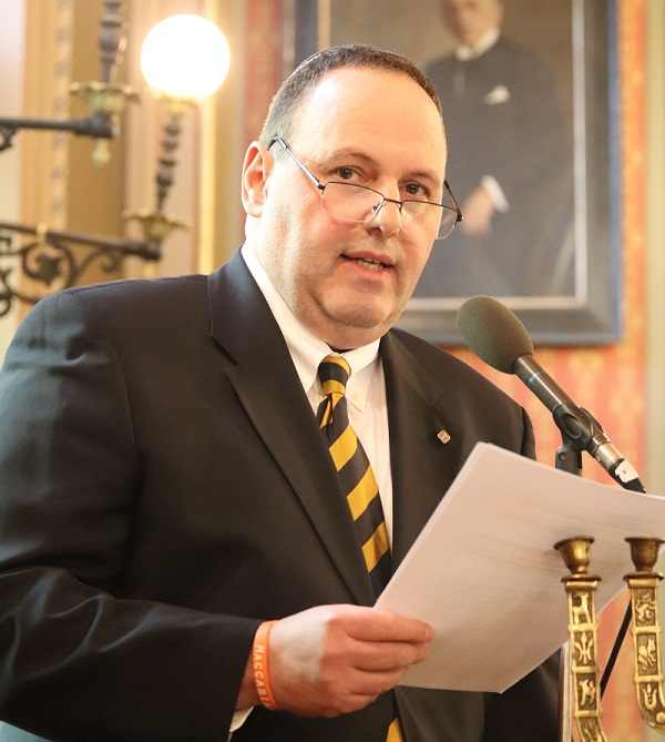 Mester Tamás BZSH elnök válaszlevele Heisler András Mazsihisz elnöknek