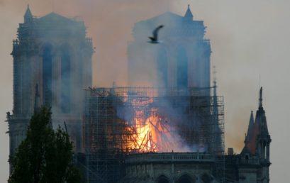Levélben köszönték meg a Notre Dame felújítására felajánlott összeget