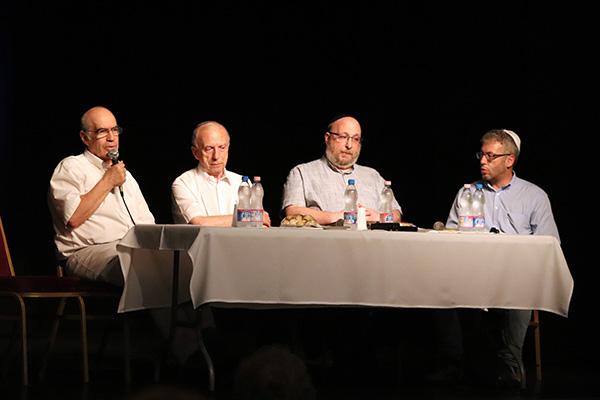 A magyar zsidóság helyzete a rendszerváltás idején volt a téma a Goldmarkban