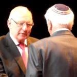 A XIII. kerület díszpolgára lett dr.Schőner Alfréd főrabbi