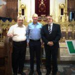 Izrael állam alija minisztere a Dohány utcai zsinagógába látogatott