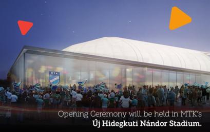 Kilenc nap és rajtol a Maccabi Európai Játékok Budapesten