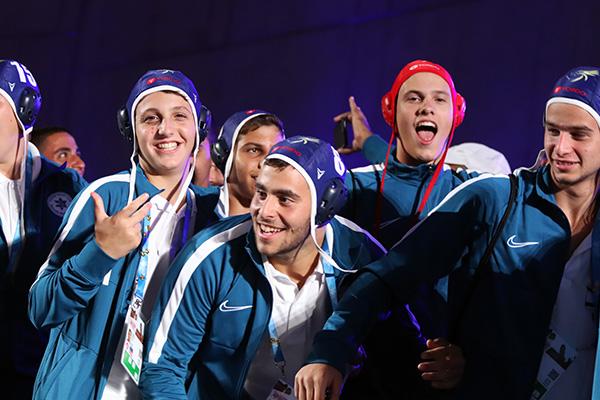 Megnyitották a budapesti Maccabi Európai Játékokat
