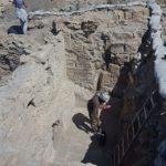1200 éves mecsetet fedeztek fel a Negevben