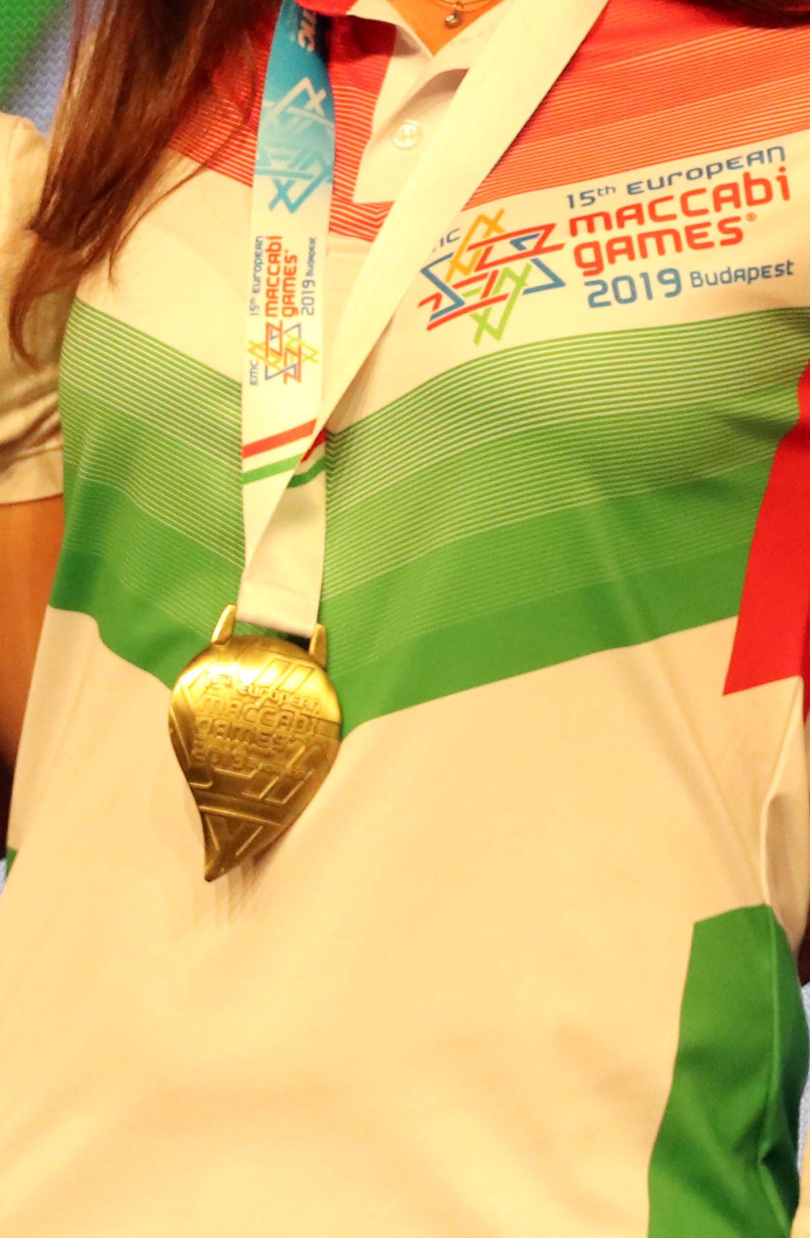 Maccabi Játékok: Már hat aranynál tart a magyar csapat