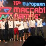 Véget értek az Európai Maccabi Játékok