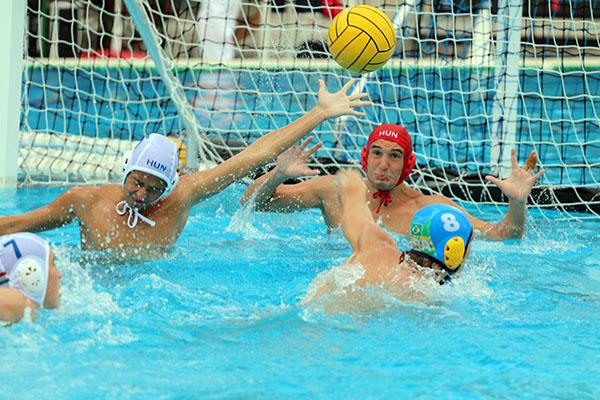 Makkabi Játékok: Arany vízilabdában, úszásban