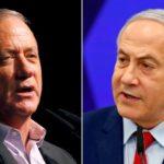 Sajtóértesülés: megállapodott Netanjahu és Ganz