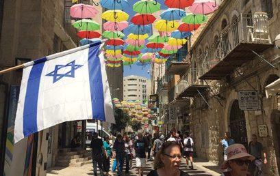 Ismét rekordot dönt a turisták száma Izraelben