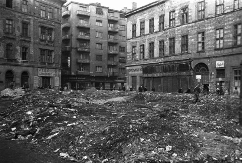 A gettó felállításának évfordulóján megemlékezést tartanak csütörtökön a Klauzál téren