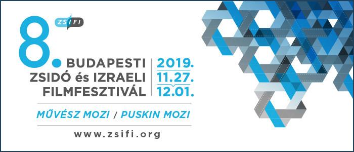 Szerdától ismét Zsidó és Izraeli Filmfesztivál Budapesten