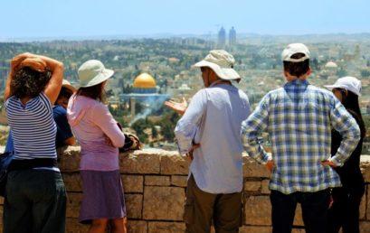 Jeruzsálem a leggyorsabban növekvő turisztikai célpont lett 2019-ben