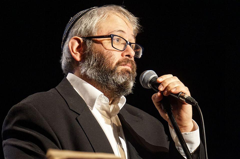 Otthonából ad tanítást a Hunyadi téri zsinagóga rabbija