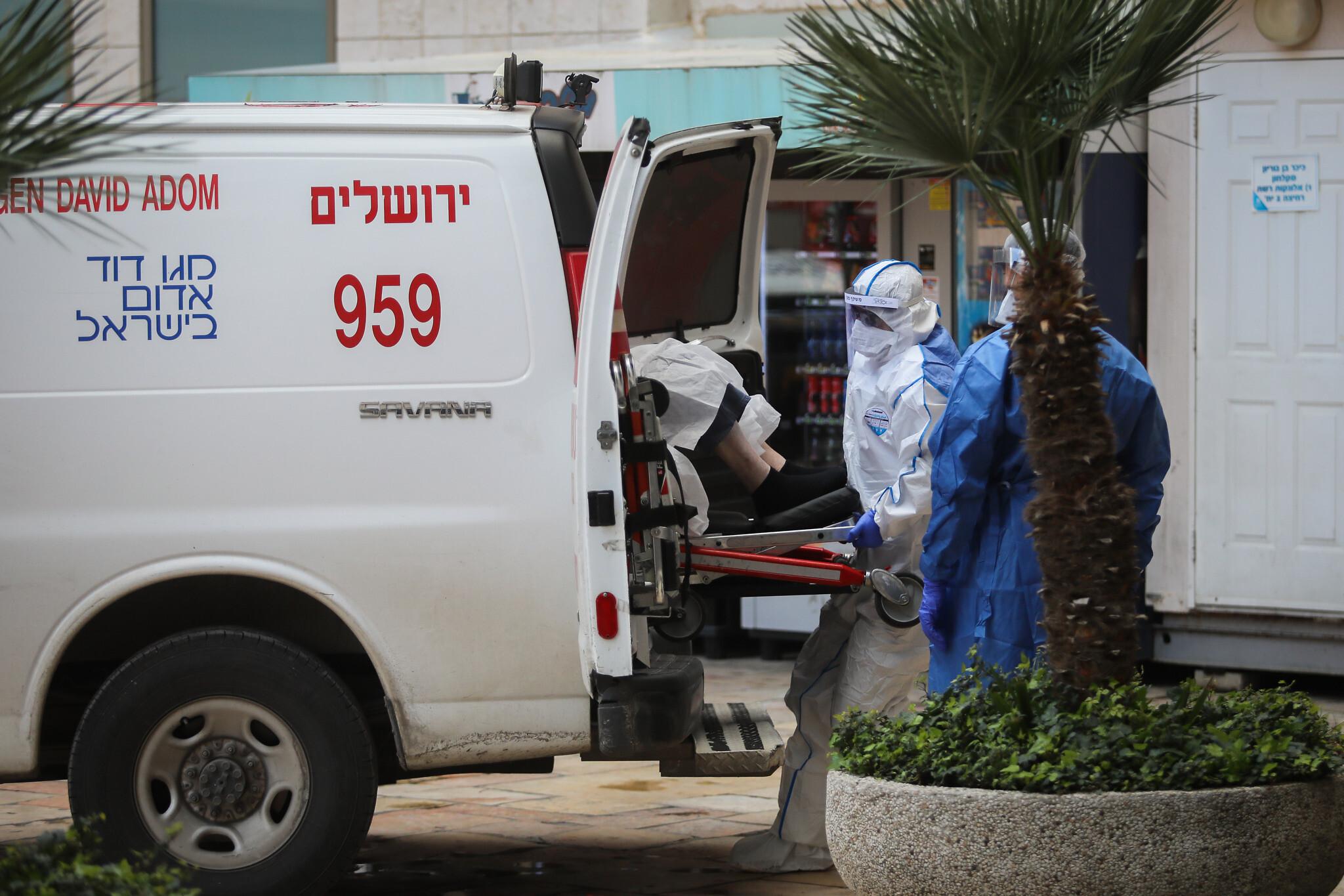 Koronavírus: Nem csillapodik a járvány Izraelben