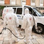 Közel hétezer megbetegedés, karanténba került az izraeli kormány több tagja is