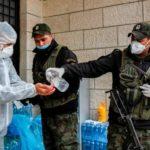 Izraelben a hadsereg vette át a járványügyi feladatok jelentős részét