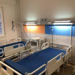Célegyenesben az Amerikai úti kórház felújítása